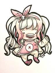 GO Free Drawing I by livmuramoto