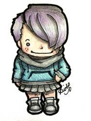 GO Free Drawing II by livmuramoto