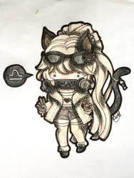 GO Free Drawing IV by livmuramoto