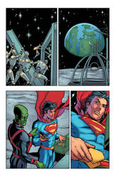 Smallville - Colors Samples 01 by GuilhermeMendes