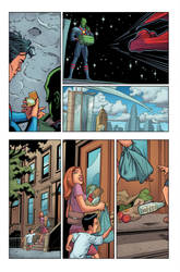 Smallville - Colors Samples 02 by GuilhermeMendes