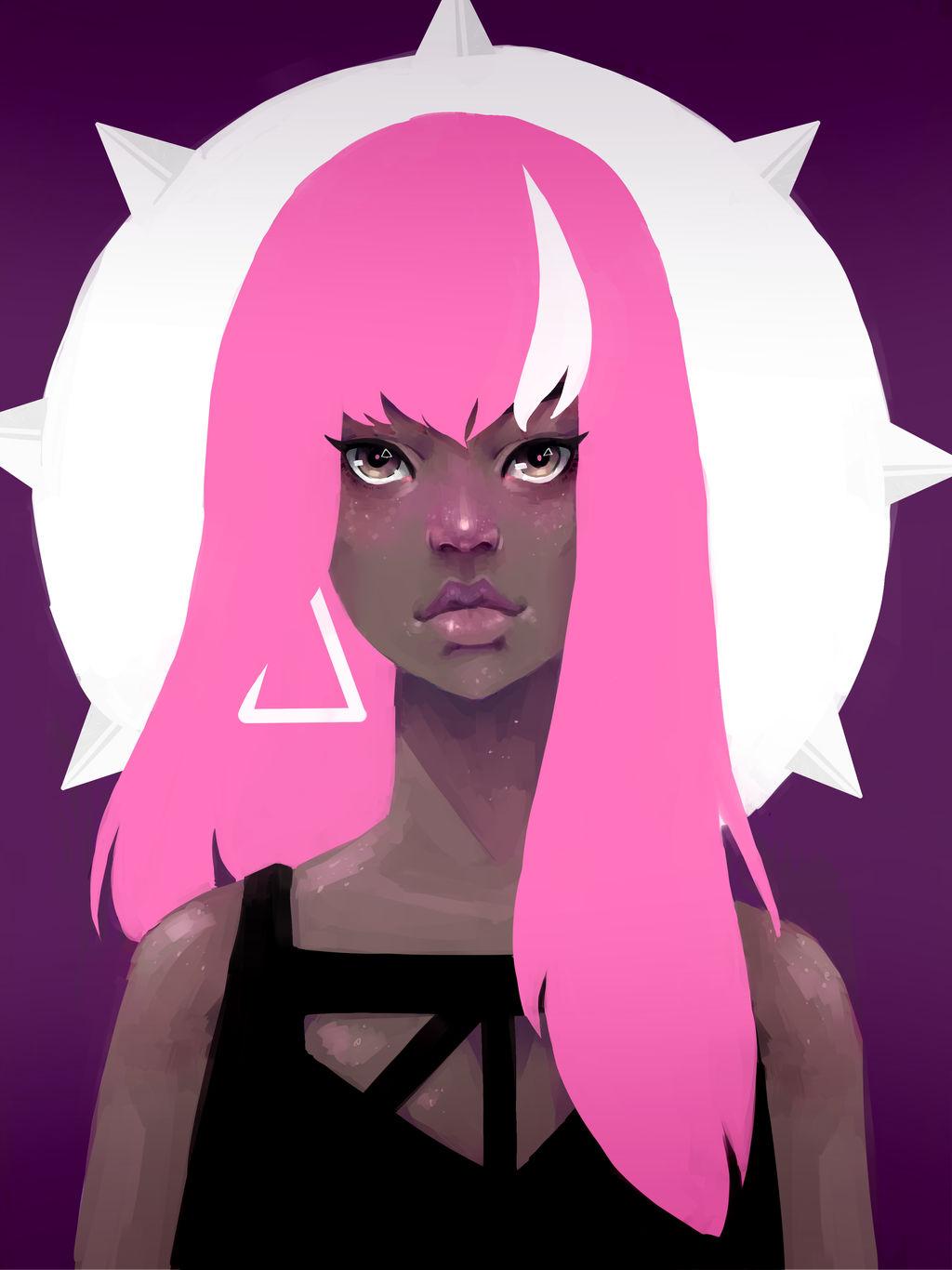 Pink by Cati-Saki