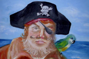 Painty, the pirate by Artlover1991