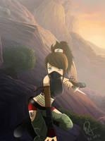 Naruto OC - Chiaku Nara by Maulitz