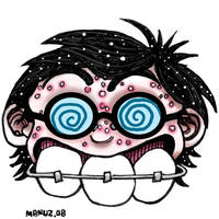3 teeth - Geek by Manu-2005