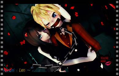 [MMD]....:::Monopolized Romance:::.... by mmddownloader