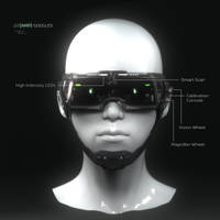 AMP Goggles Front by BoldCat
