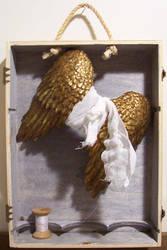 Broken Wings 1 by LadyDragonTear