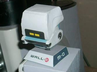 Papercraft M-0 by trebory6
