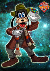 Disney Doctors - 4th doctor by kiraji