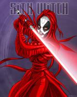 Star Wars: Sith Witch by AriochIV