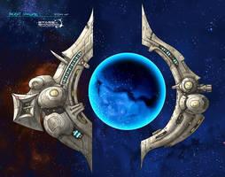 Stars in Shadow: Ancient Stargate by AriochIV