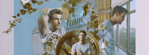 Liam Hemsworth by blondehybrid