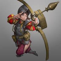 Grenade Archer by no31206