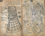Dalek - My Journal of Impossible Things by whowon