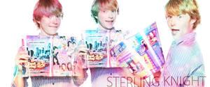Sterling Knight by ItsMeWishingStar