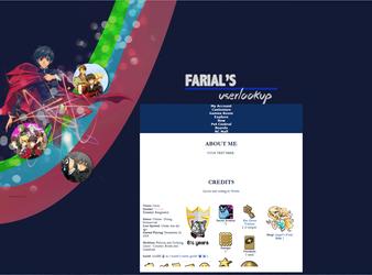 Farial's Userlookup by ItsMeWishingStar
