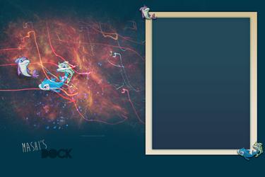 Dock layout by ItsMeWishingStar