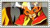 Aldamon Stamp by SpadaStamps