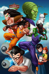 Dragon Ball! Series 2 by GenghisKwan