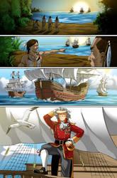 Heritage Mississauga - The Grange - Comic Book by GenghisKwan