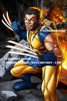 Wolverine is back! by GenghisKwan