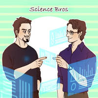 Science Bros! by ttx6666