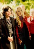 Swan Queen manip request by malshania