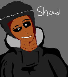 Shad (Original OC by Keithtate12) by KaneTheRapMaster