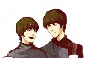 Ringo and George by wish114