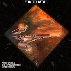 Star Trek Battle by pa-he
