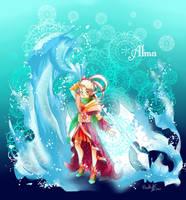 *Results*[Contest] La Danseuse des flots by Floodlight-Zhou