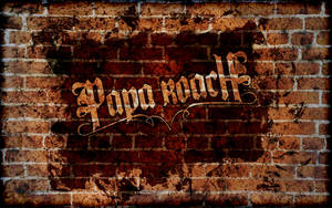 Papa Roach - Wallpaper by JookerDesign
