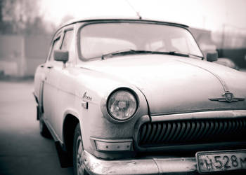 One more GAZ-21 by ist76