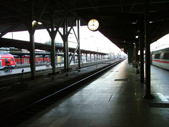 Bahnhoff by scorgoro