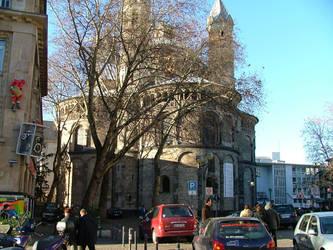 Church at Cologne by scorgoro