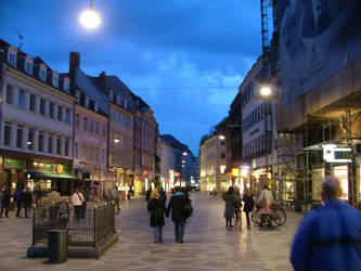 Copenhagen streetlife by scorgoro