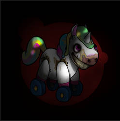 Stanley The Unicorn by CoffeeQuill
