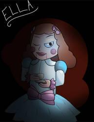 Ella by CoffeeQuill