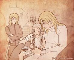 Family life by Kimir-Ra