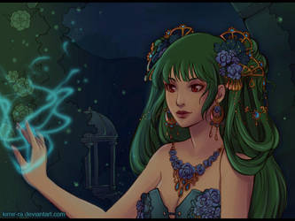 Vision of beauty by Kimir-Ra