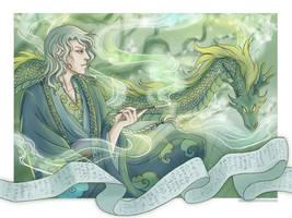 Dragon by Kimir-Ra