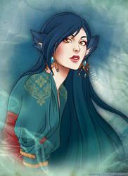 Sapphire by Kimir-Ra