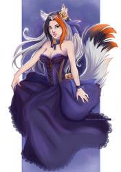 Milen Ravenclaw by Kimir-Ra