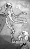 Her savior by Kimir-Ra