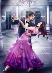 Dreamy waltz by Kimir-Ra