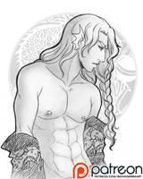 Patreon request: Dragon by Kimir-Ra