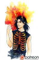 Alek - the demon by Kimir-Ra