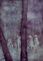 Like Shadows and Faint Lights by mokarran