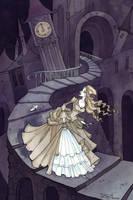 Cinderella by IrenHorrors